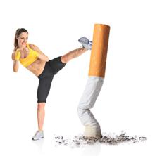 Smettere di fumare bubboni